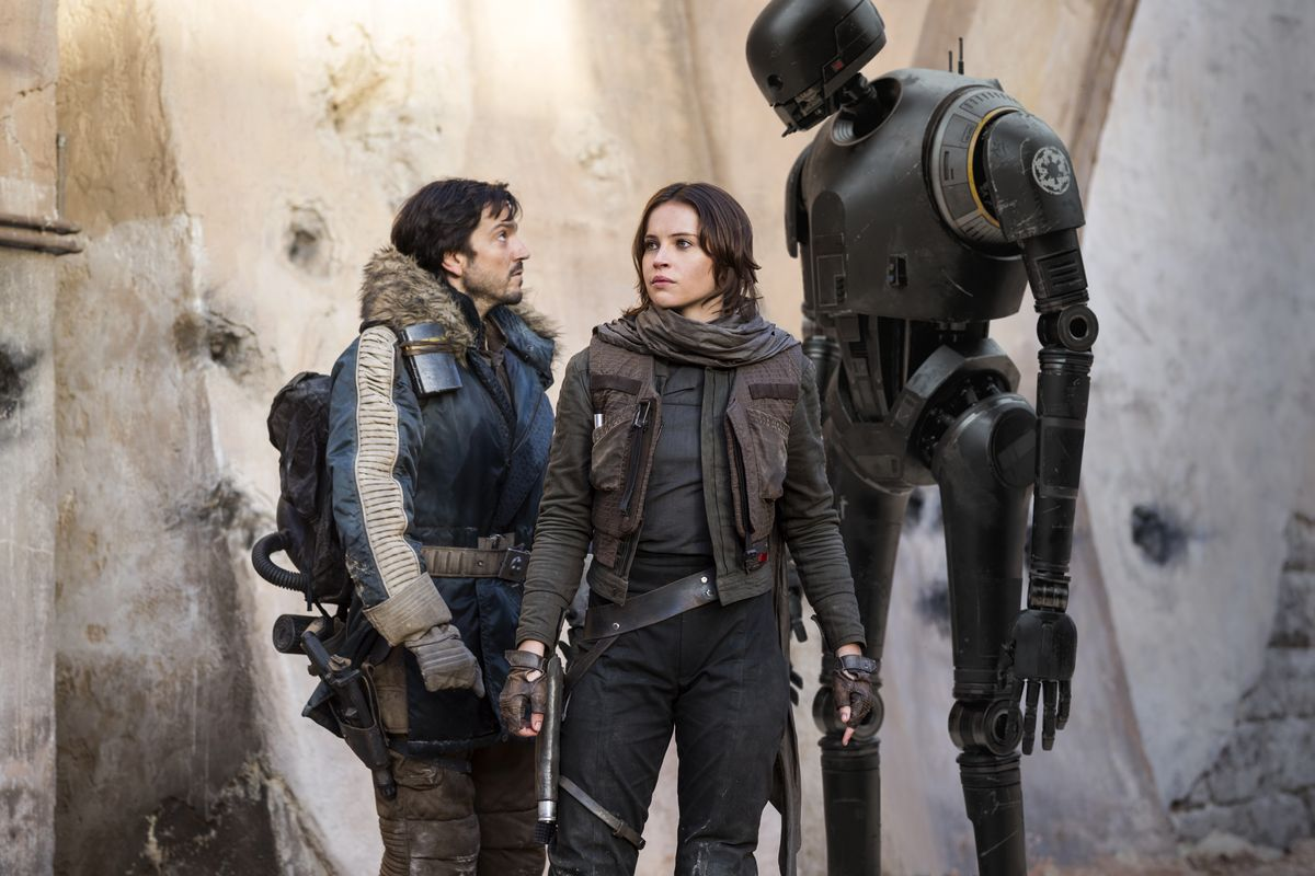 Rogue One: A Star Wars Story You've Seen Before