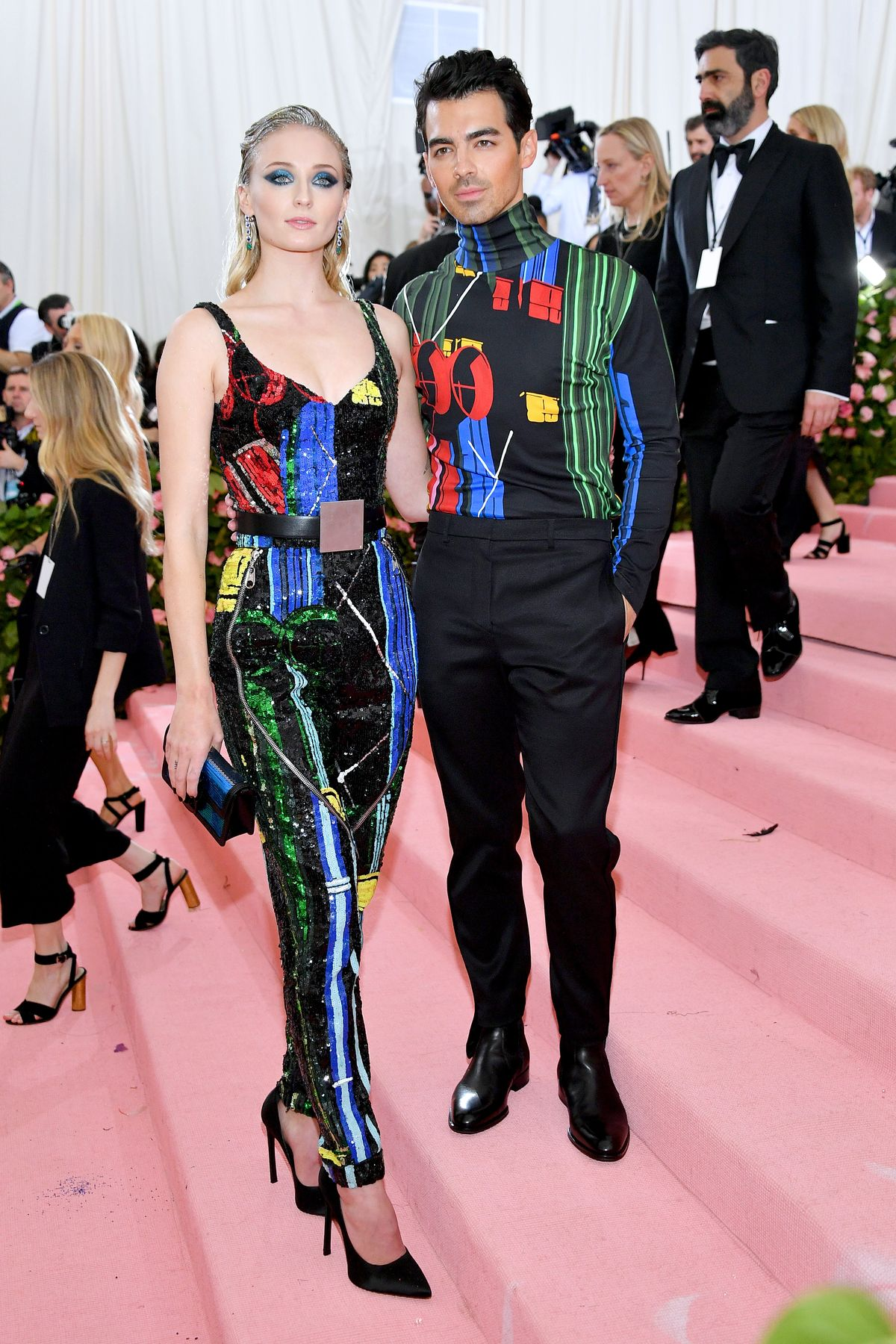 Joe And Nick Jonas Were Upstaged By Their Wives At The 2019 Met Gala